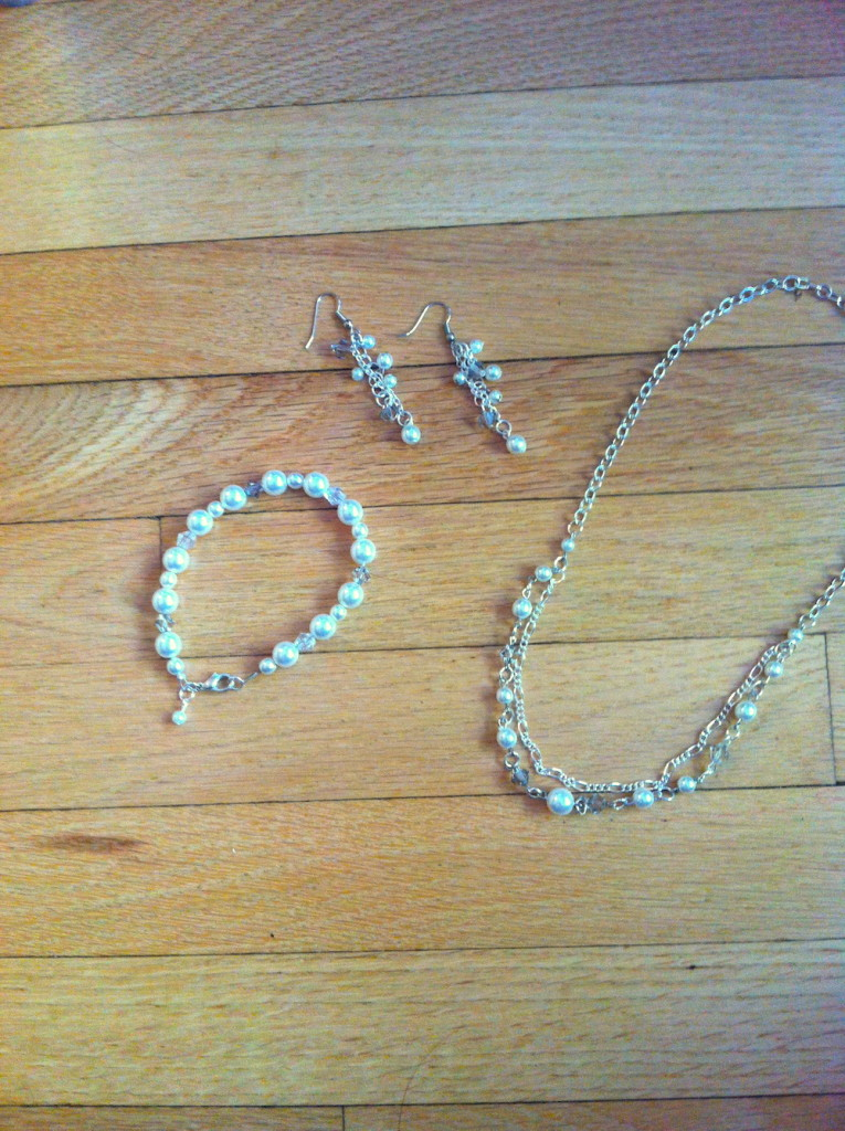 DIY Wedding Jewelry Life as a Dare