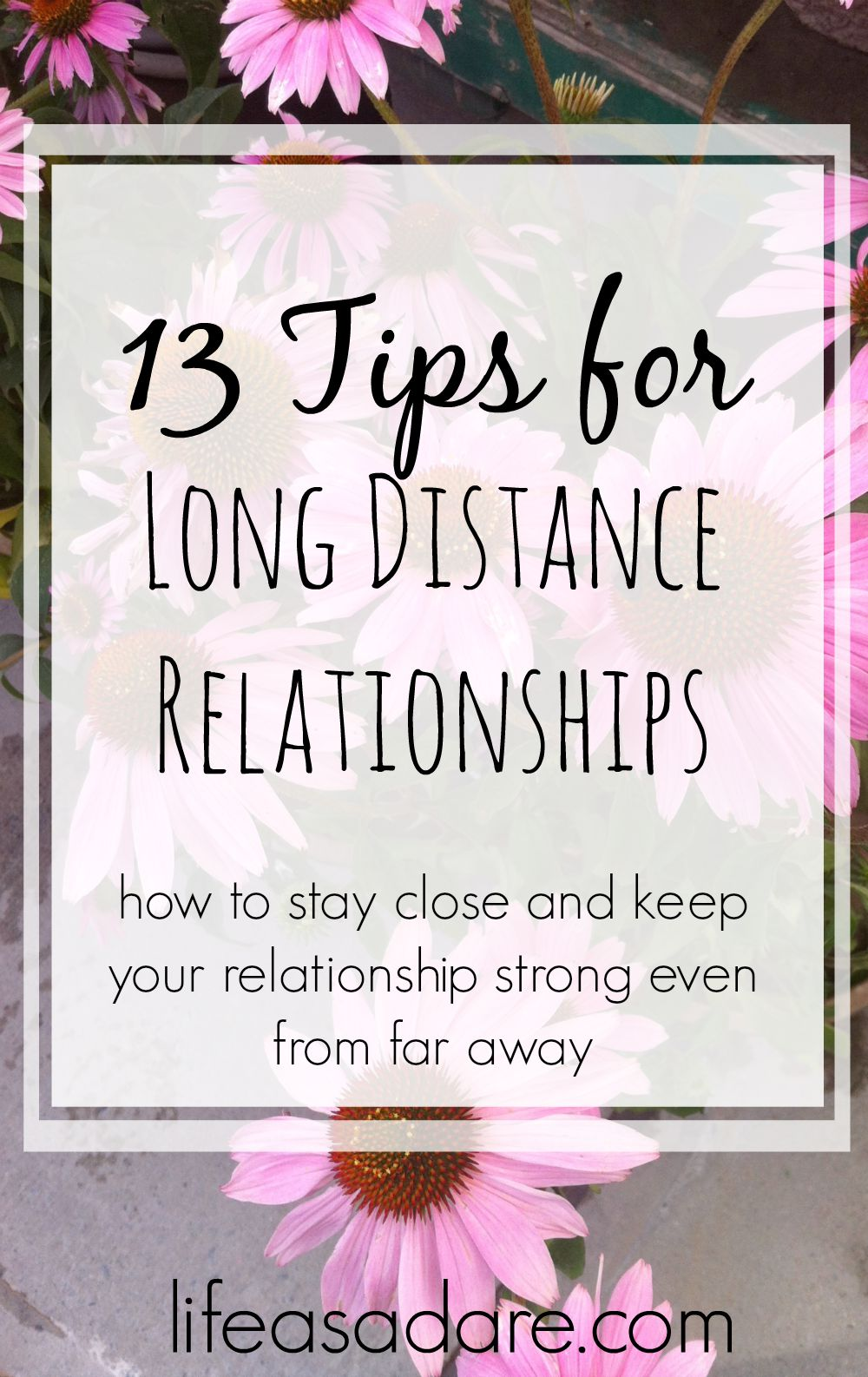Tips to keep a relationship strong