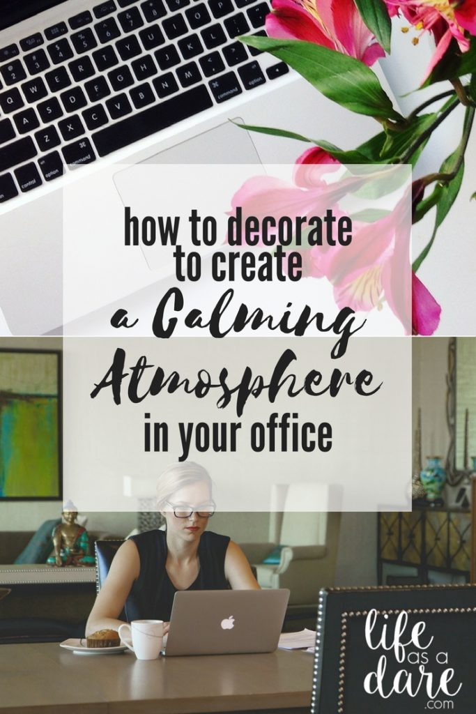 Does your office just stress you out more than anything else? Here are some tips for decorating your office so it helps you relax and increase productivity!